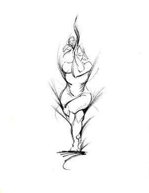 Eagle Yoga Art.jpg