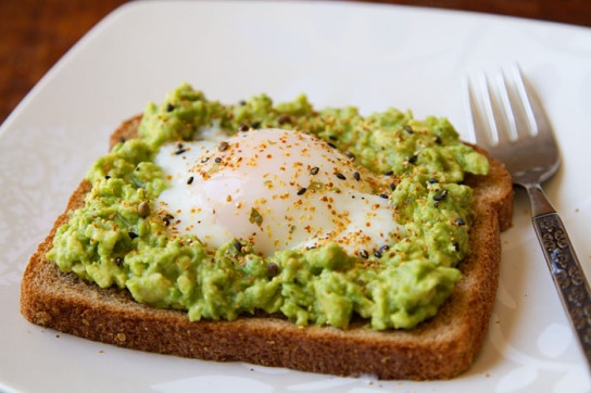 Soft-Boiled-Egg-Avocado-Toast